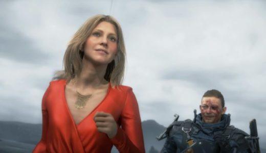 デスストランディングの評価・感想。PS4史上に残る名作!